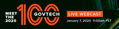 Meet the 2020 GovTech 100