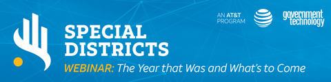 Special Districts: The Year that Was and What's to Come