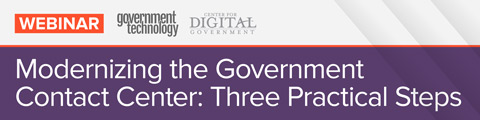 Modernizing the Government Contact Center: Three Practical Steps