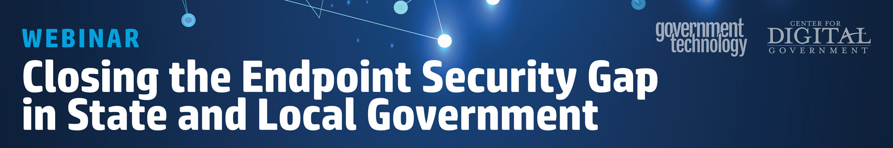 Closing the Endpoint Security Gap in State and Local Government