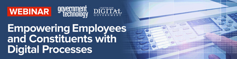Empowering Employees and Constituents with Digital Processes