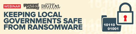 Keeping Local Governments Safe from Ransomware