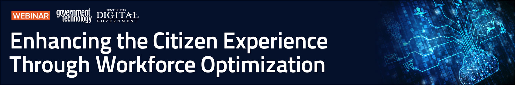 Enhancing the Citizen Experience through Workforce Optimization