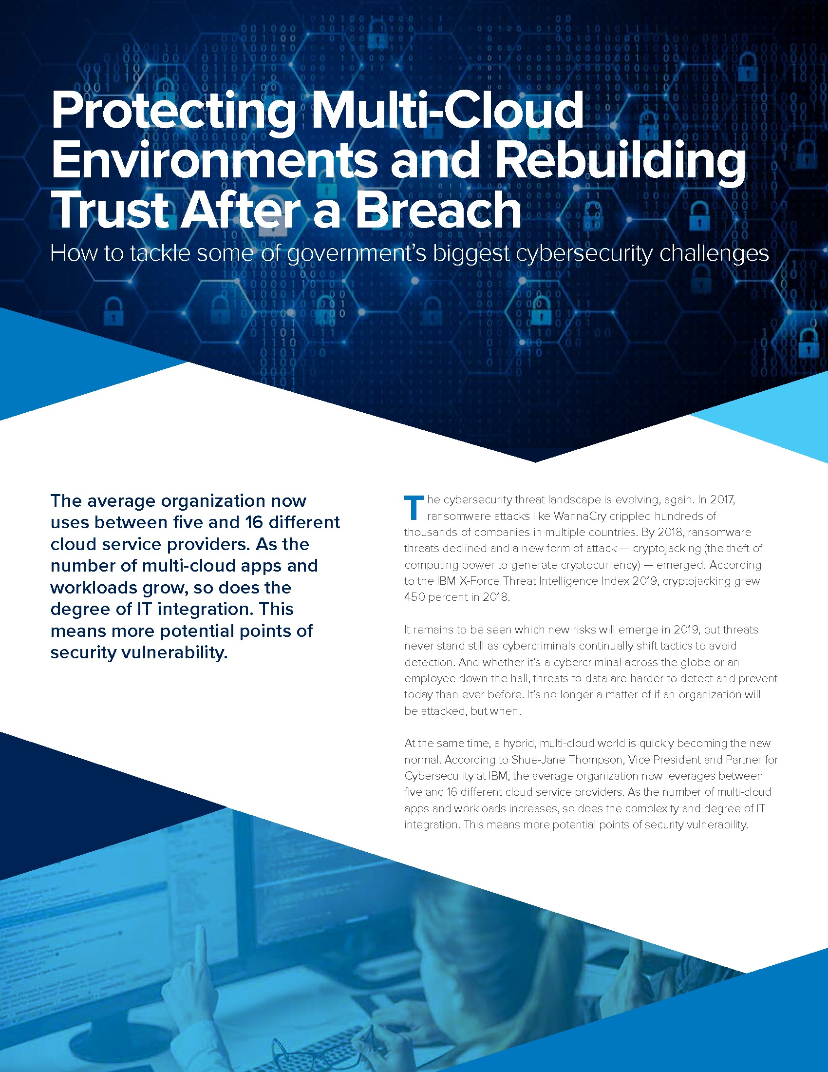 GT - IBM - Virtual Summit Brief - 190509 - Protecting Multi-Cloud Environments