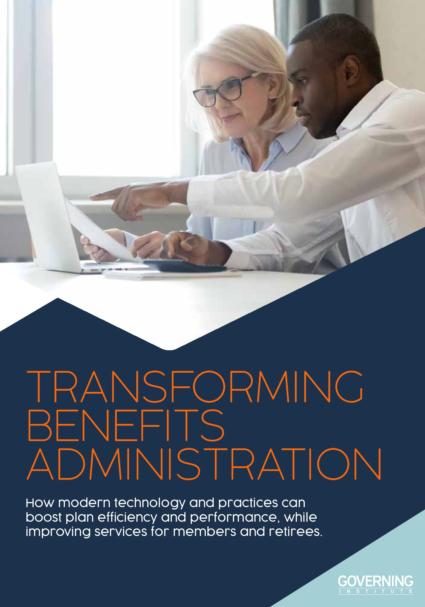 Transforming Benefits Administration