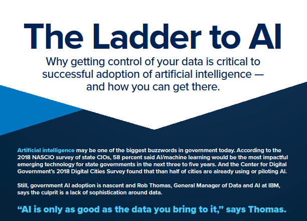 GT - IBM - Virtual Summit Infographic - 190613 - The Ladder to AI