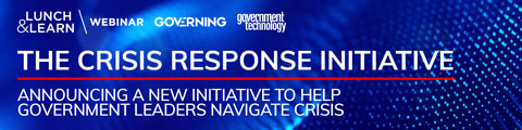 The Crisis Response Initiative | Announcing a New Initiative to Help Government Leaders Navigate Crisis