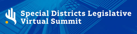 Legislative Virtual Summit – A Legislative Update Preparing Special Districts for the New Normal