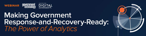 Making Government Response-and-Recovery-Ready: The Power of Analytics