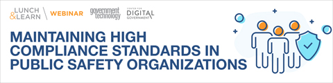 Maintaining High Compliance Standards in Public Safety Organizations