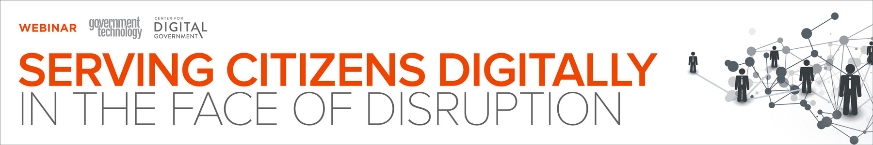 Serving Citizens Digitally in the Face of Disruption