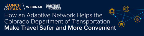 How an Adaptive Network Helps the Colorado Department of Transportation Make Travel Safer and More Convenient