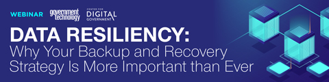 Data Resiliency: Why Your Backup and Recovery Strategy Is More Important than Ever