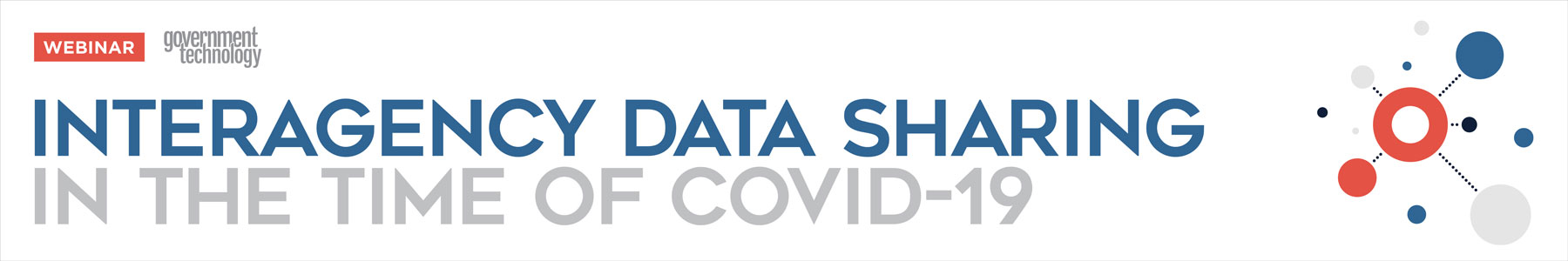 Interagency Data Sharing in the Time of COVID-19