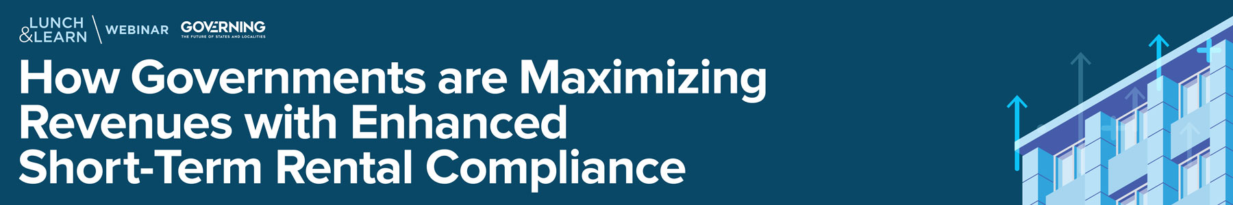 How Governments are Maximizing Revenues with Enhanced Short-Term Rental Compliance