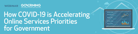 How COVID-19 is Accelerating Online Services Priorities for Government