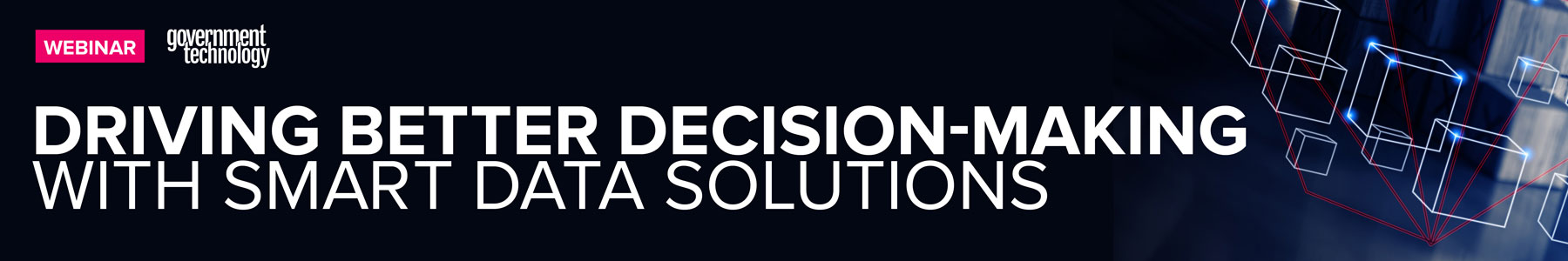 Drive Better Decision-Making with Smart Data Solutions