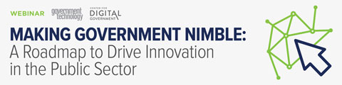 Making Government Nimble: A Roadmap to Drive Innovation in the Public Sector