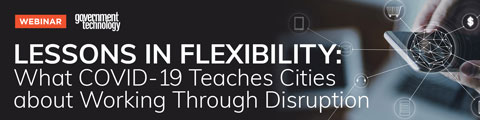 Lessons in Flexibility: What COVID-19 Teaches Cities about Working Through Disruption