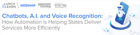 Chatbots, A.I. and Voice Recognition: How Automation is Helping States Deliver Services More Efficiently