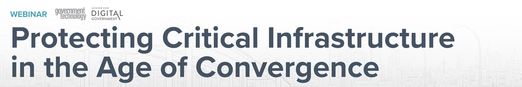 Protecting Critical Infrastructure in the Age of Convergence