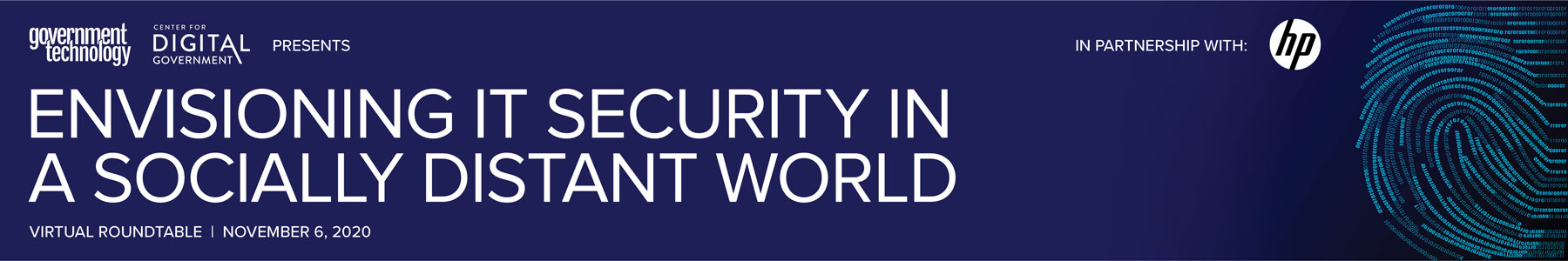 Envisioning IT Security in a Socially Distant World