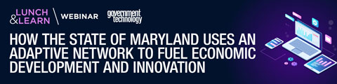 How the State of Maryland Uses an Adaptive Network to Fuel Economic Development and Innovation