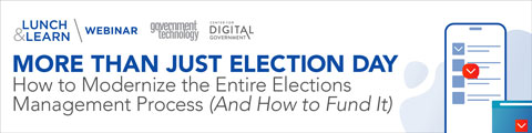 More Than Just Election Day: How to Modernize the Entire Elections Management Process (And How to Fund It)
