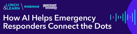 How AI Helps Emergency Responders Connect the Dots