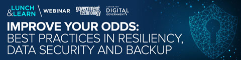 Improve Your Odds: Best Practices in Resiliency, Data Security and Backup
