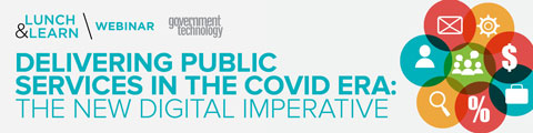 Delivering Public Services in the COVID Era: The New Digital Imperative