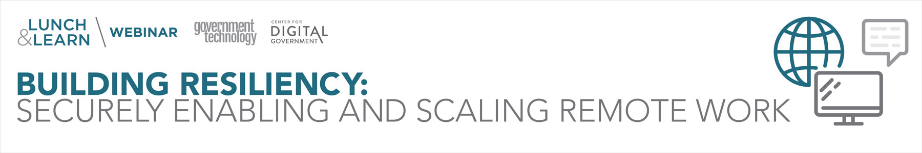 Building Resiliency: Securely Enabling and Scaling Remote Work
