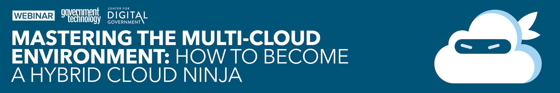 Mastering the Multi-Cloud Environment: How to Become a Hybrid Cloud Ninja