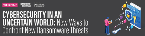 Cybersecurity in an Uncertain World: New Ways to Confront New Ransomware Threats