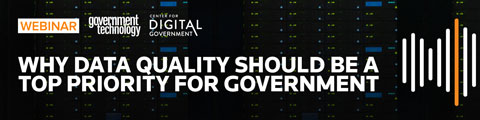 Why Data Quality Should be a Top Priority for Government