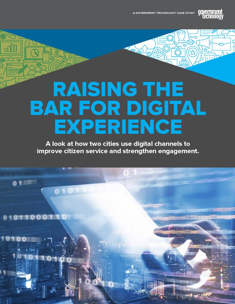 Raise the Digital Experience Bar