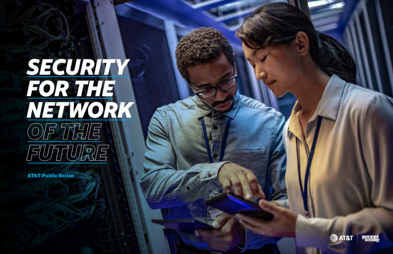 Security for the Network of the Future