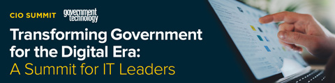 Transforming Government for the Digital Era: A Summit for IT Leaders