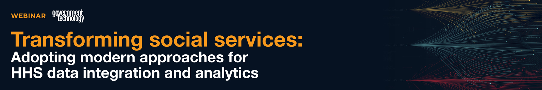 Transforming social services: Adopting modern approaches for HHS data integration and analytics