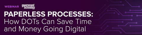 Paperless Processes: How DOTs Can Save Time and Money Going Digital