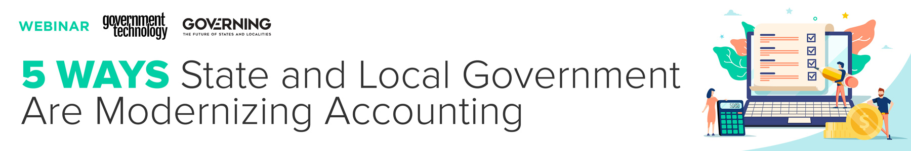 5 Ways State and Local Government Are Modernizing Accounting