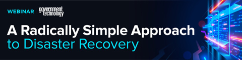 A Radically Simple Approach to Disaster Recovery