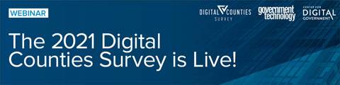 The 2021 Digital Counties Survey is Live!
