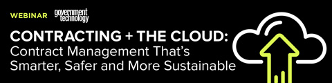 Contracting + the Cloud: Contract Management That's Smarter, Safer and More Sustainable