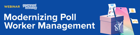 Modernizing Poll Worker Management