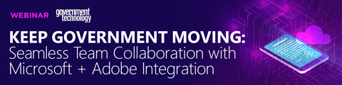 Keep Government Moving: Seamless Team Collaboration with Microsoft + Adobe Integration