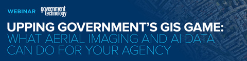 Upping Government's GIS Game: What Aerial Imaging and AI Data Can Do for Your Agency