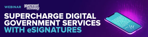 Supercharge Digital Government Services with eSignatures