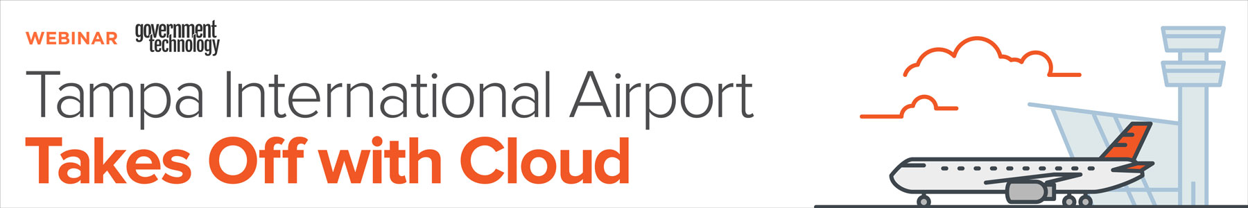 Tampa International Airport Takes Off with Cloud