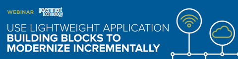 Use Lightweight Application Building Blocks to Modernize Incrementally